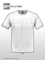 Don't Be a Hippo