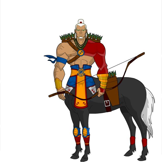 [Galeria] Vital - Página 2 Sagittarius_guard_of_zodiac_by_spytadeolho-d34qix8