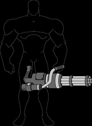 Desenhos e Vetores - Página 5 Gatling_gun_by_spytadeolho-d56e1b0