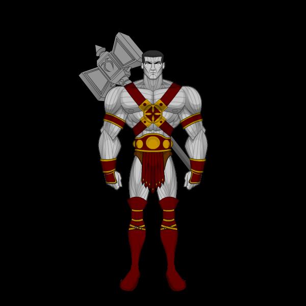 Novo Blog ajude a construir Xmen_colossus_medieval_by_spytadeolho-d78ul4s