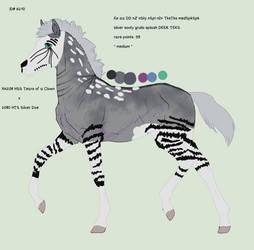 N6210 Personal Padro Foal Design by TheElvenJedi