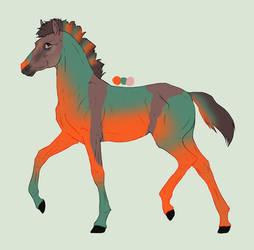 N6309 Personal Padro Foal Design by TheElvenJedi