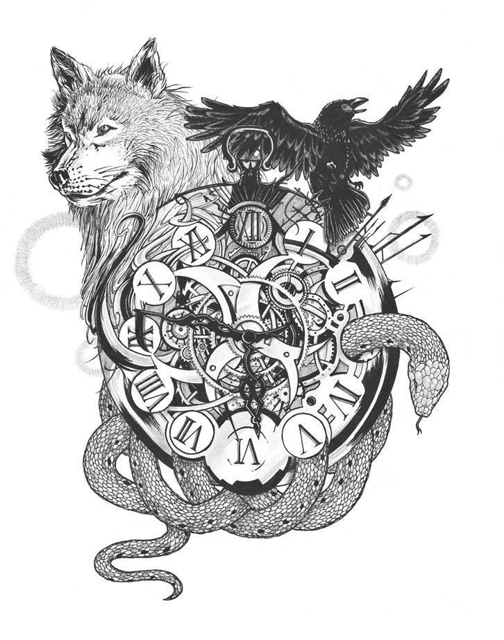 ScareCrow's Clock