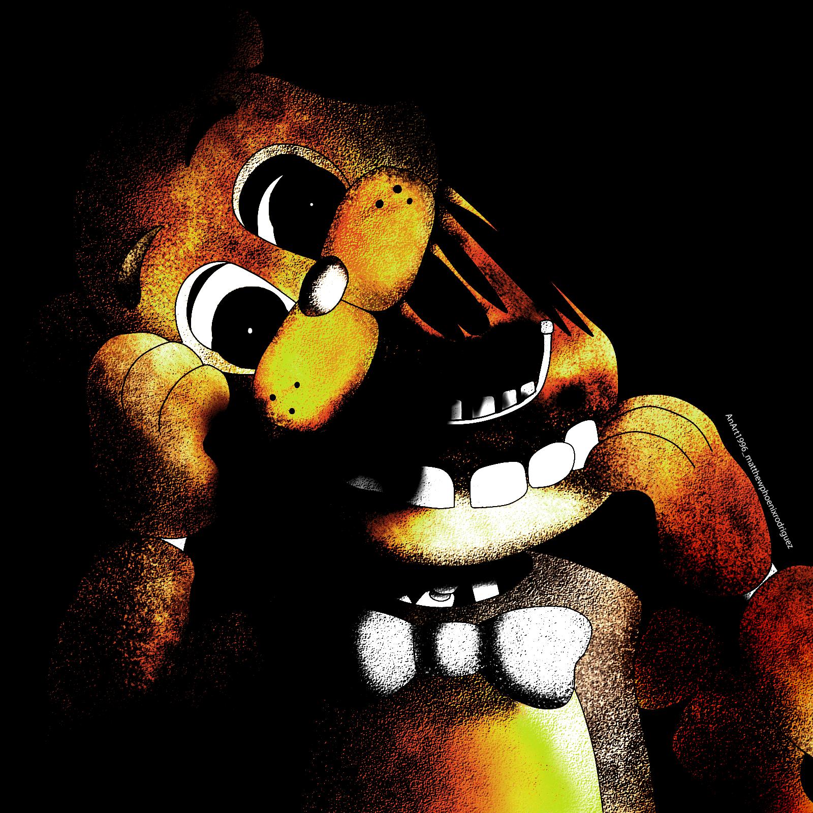 Freddy by anart1996 on deviantart