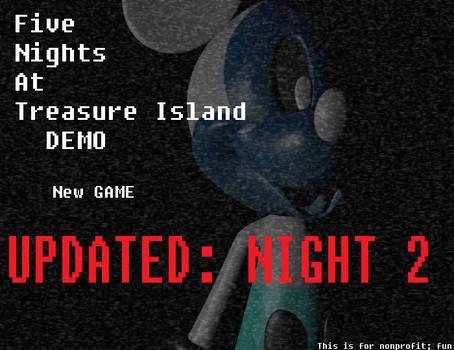 Five Nights At Treasure Island DEMO