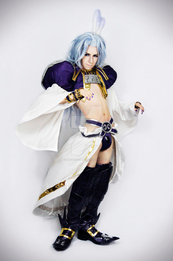 Kuja - Dissidia: Final Fantasy by EliotCosplay