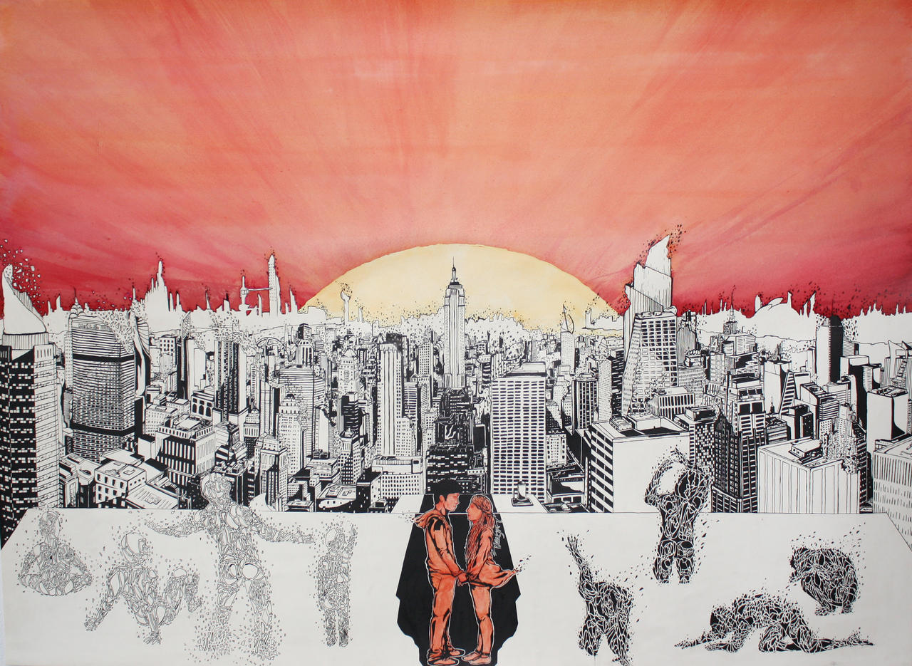 Last Sunrise by Slim-Hazard