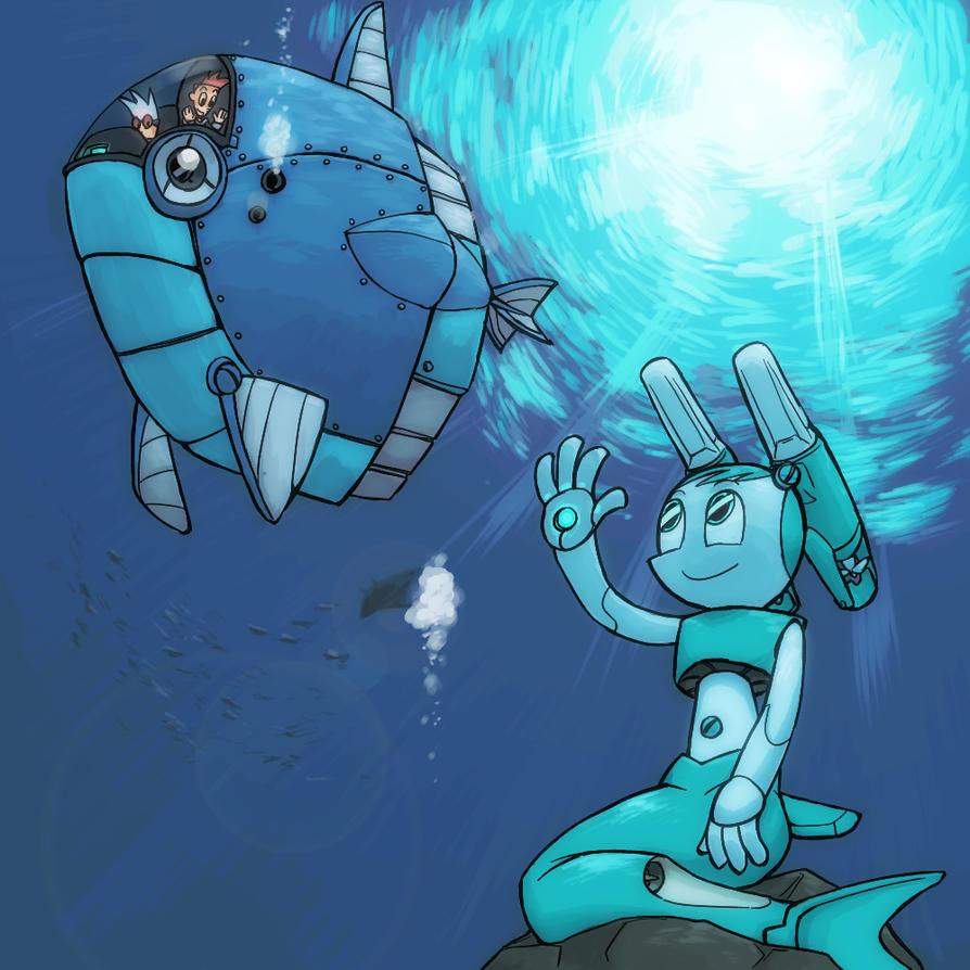 Aqua Jenny by Dice-K