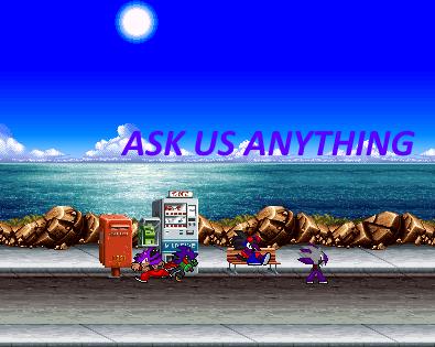 Ask Us Anything(No Nigtaru u aint burning anyones) by Kimaru127