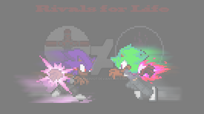 Rivals For Life by Kimaru127