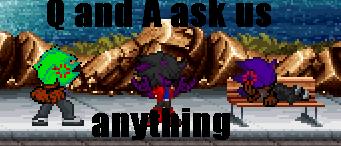 Ask Us by Kimaru127