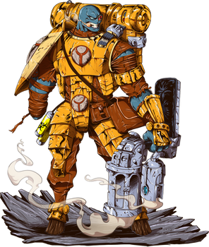 warhammer 40000 - Tau