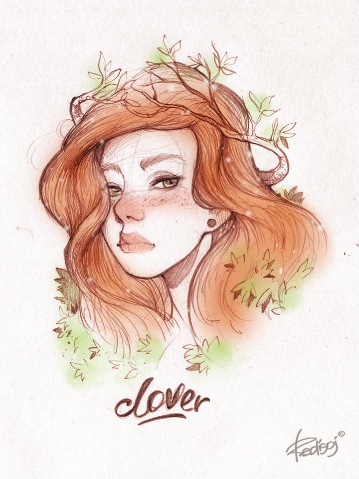 Kira - CLOVER by redisoj