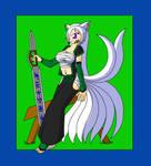 Art Trade: Female Jax