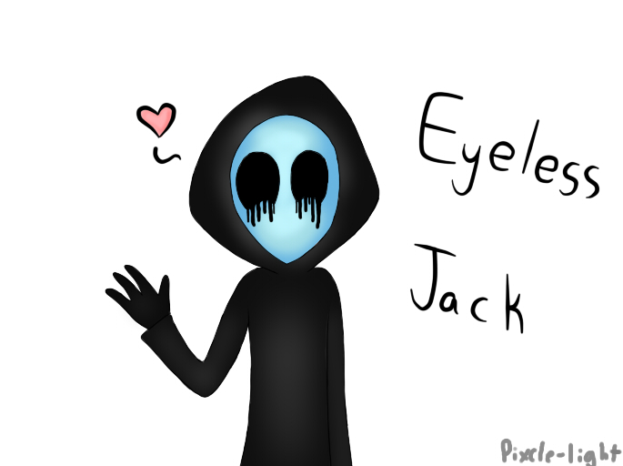 Eyeless Jack by Pixcel-light