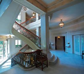 Pittock Mansion Interior by WokkerKPhoto