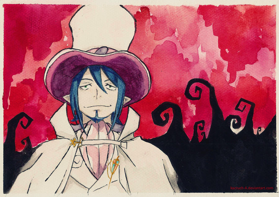 Mephisto Pheles By Kaczuch A