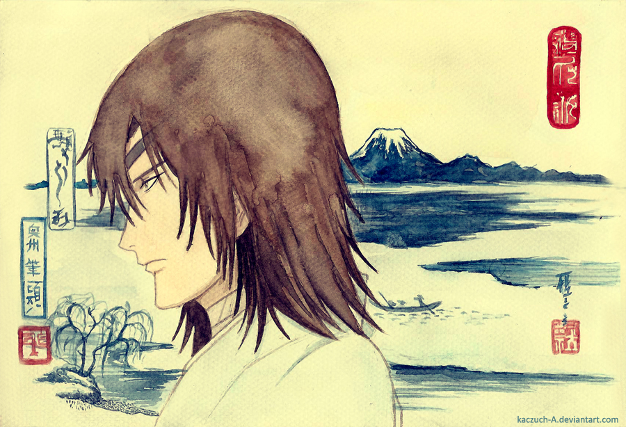Date Masamune by kaczuch-A
