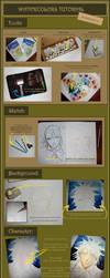 Watercolour tutorial~! by kaczuch-A