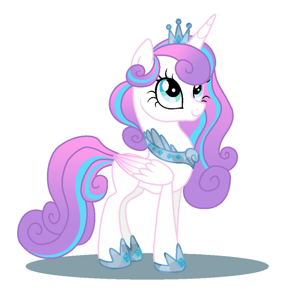 Princess Flurry Heart by LieutenantKyohei