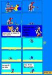 Sonic e chaos version quase dx