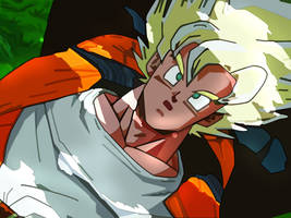 Goku 01 by daisy1991