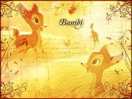 Bambi 2 by daisy1991