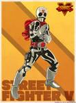 Street Fighter V Concept Art - Skullomania