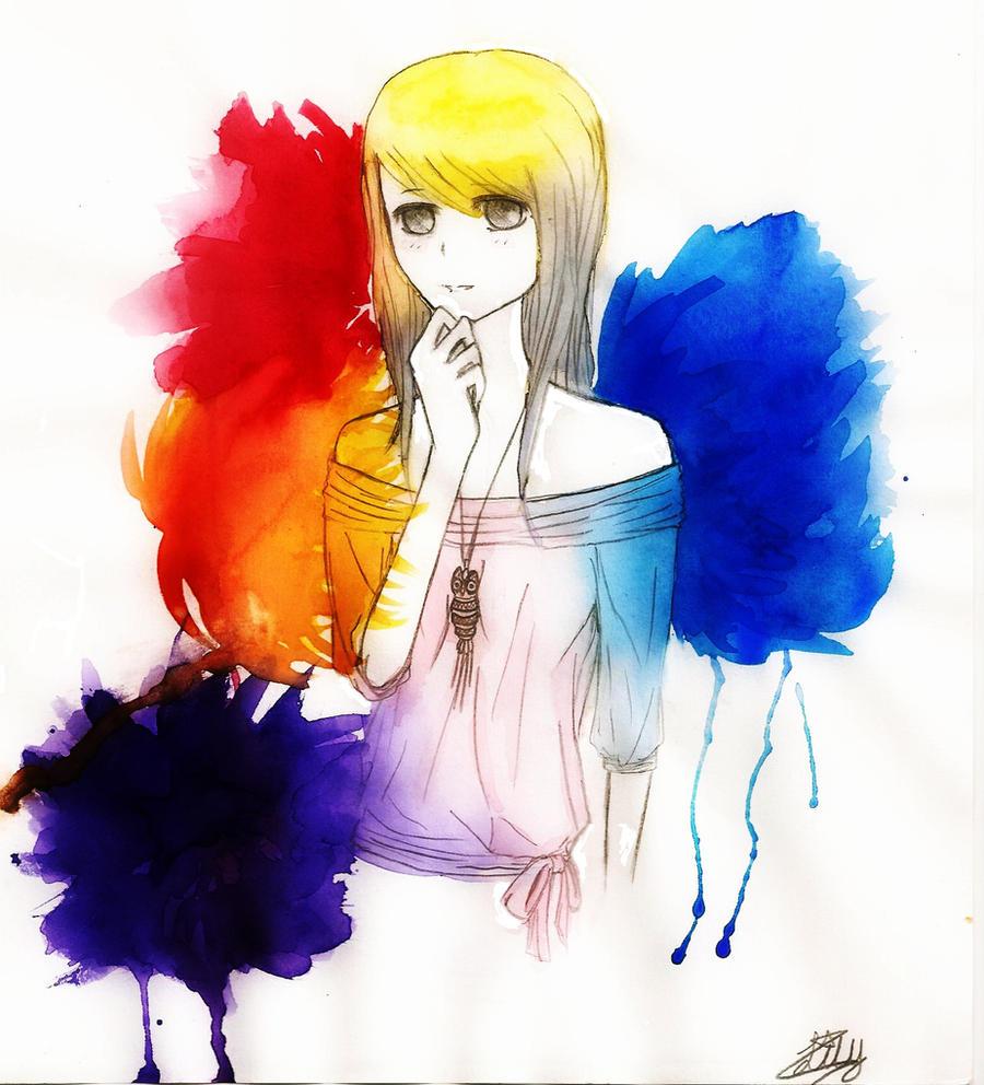 Lily Yuuko by WinglessDarkAngel
