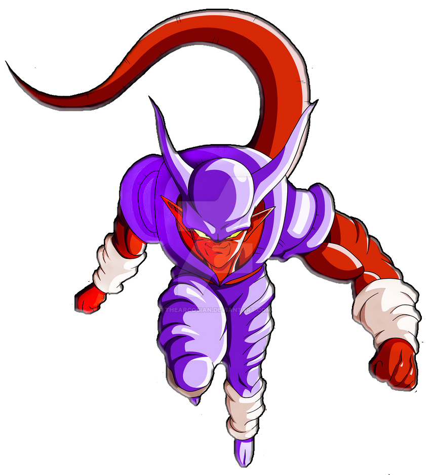 my Janemba Final Form Render by TheArcosian on DeviantArt