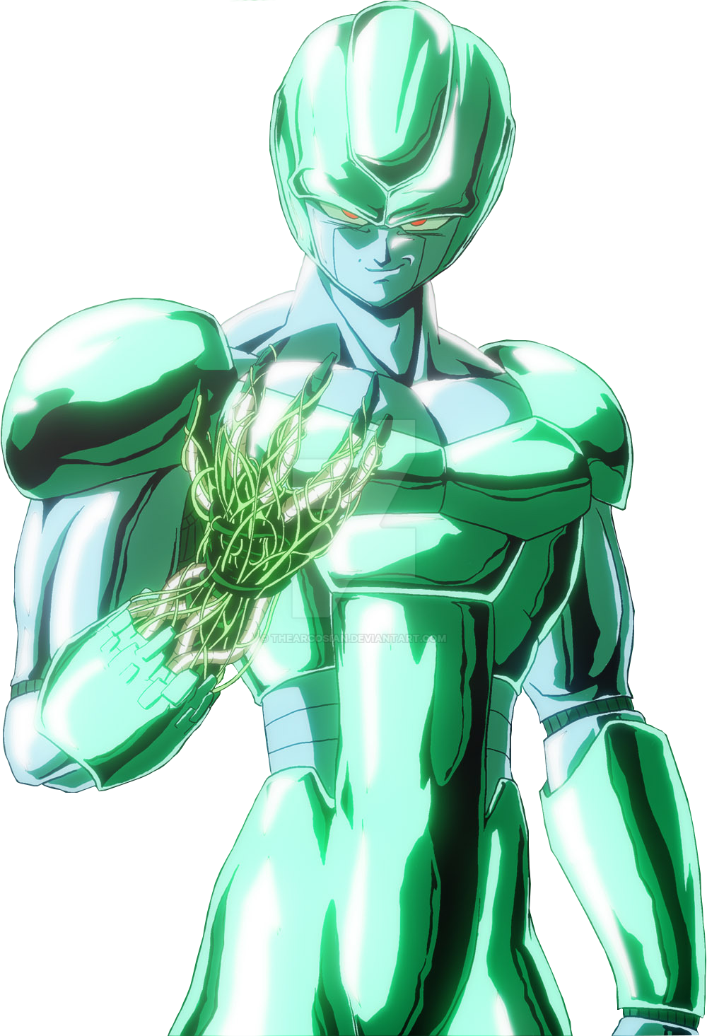 My Metal cooler Render by TheArcosian on DeviantArt
