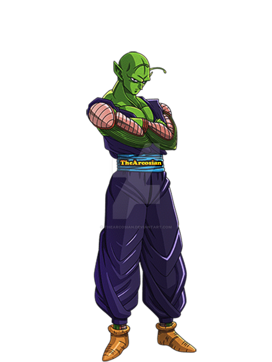 My Piccolo God Tournament Render by TheArcosian on DeviantArt