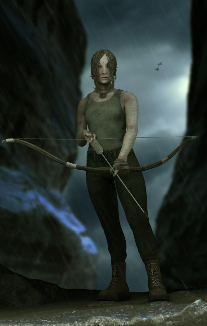 Tomb Raider Reborn by ColdHandLuke