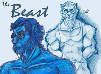 The Beast X-men Wallpaper by RamBrett