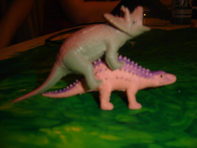 Vives rosarito dinosaur porn