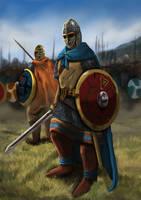 Saxons by atorot