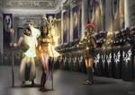 Commission - Hail Josara! by atorot