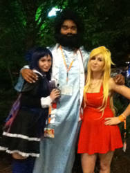 Panty and Stocking with Garterbelt!