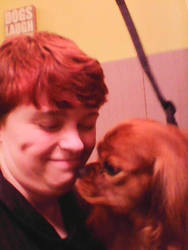 Me and doggie