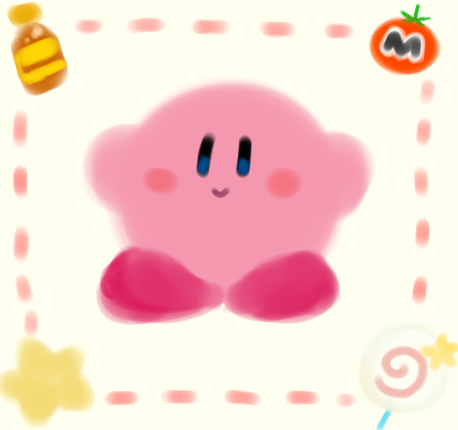 Kirby! by funtomTV
