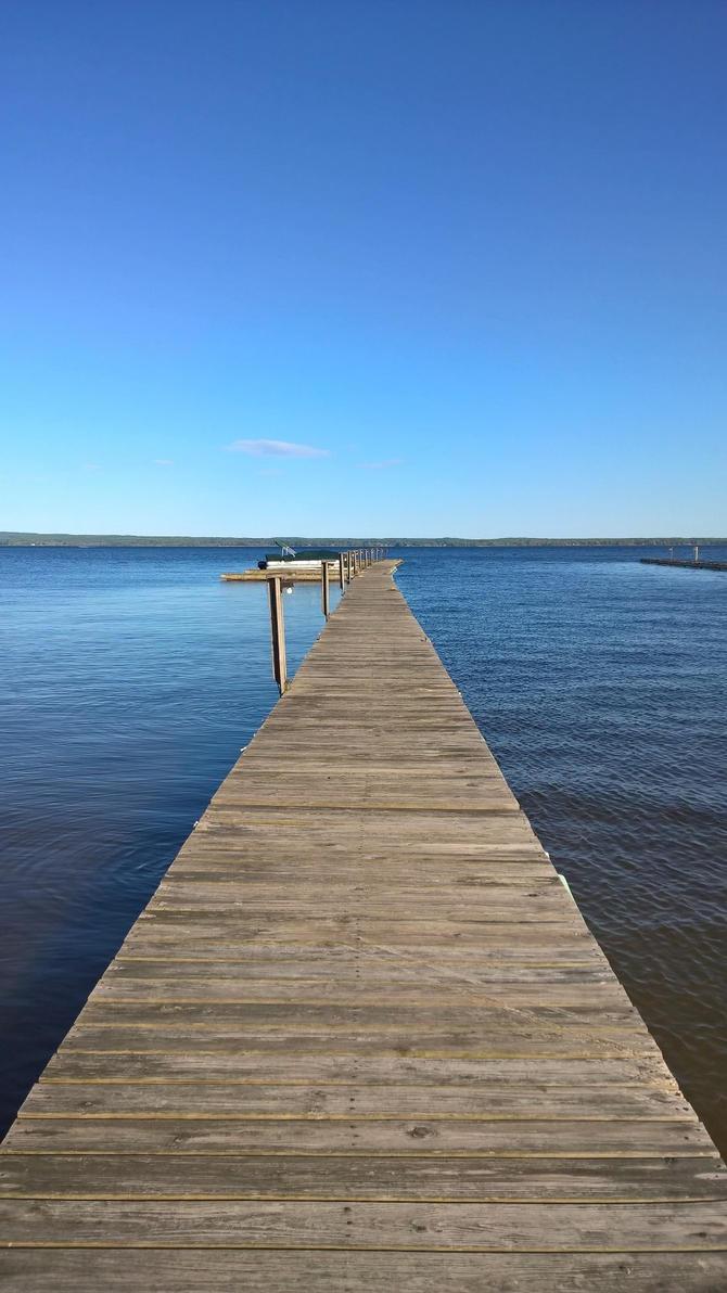 Sacandaga Lake - Mayfield, NY by jackthetab