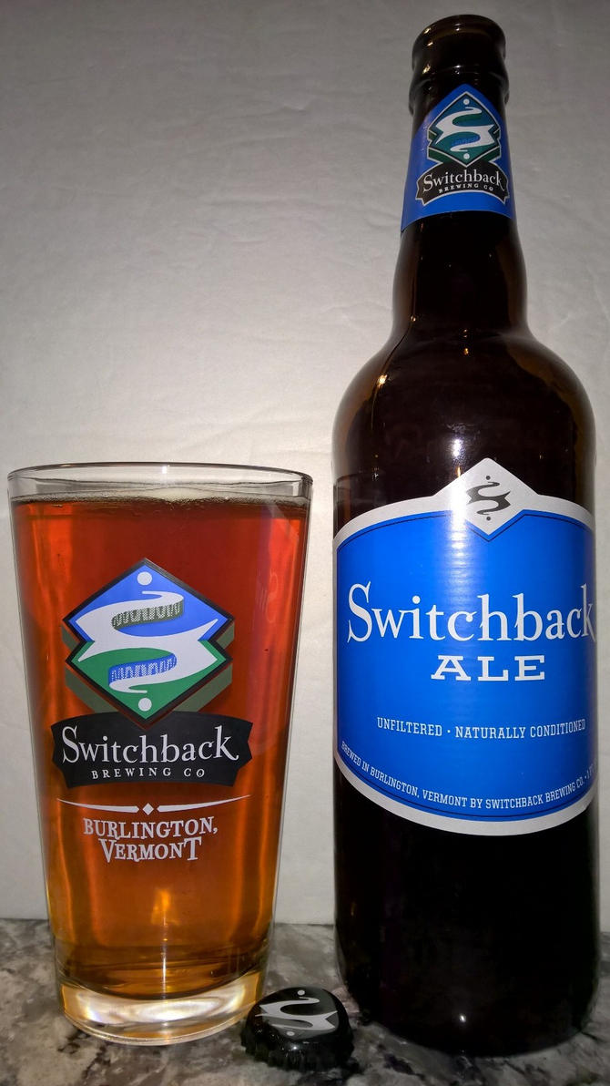 Switchback Brewery, Vermont by jackthetab