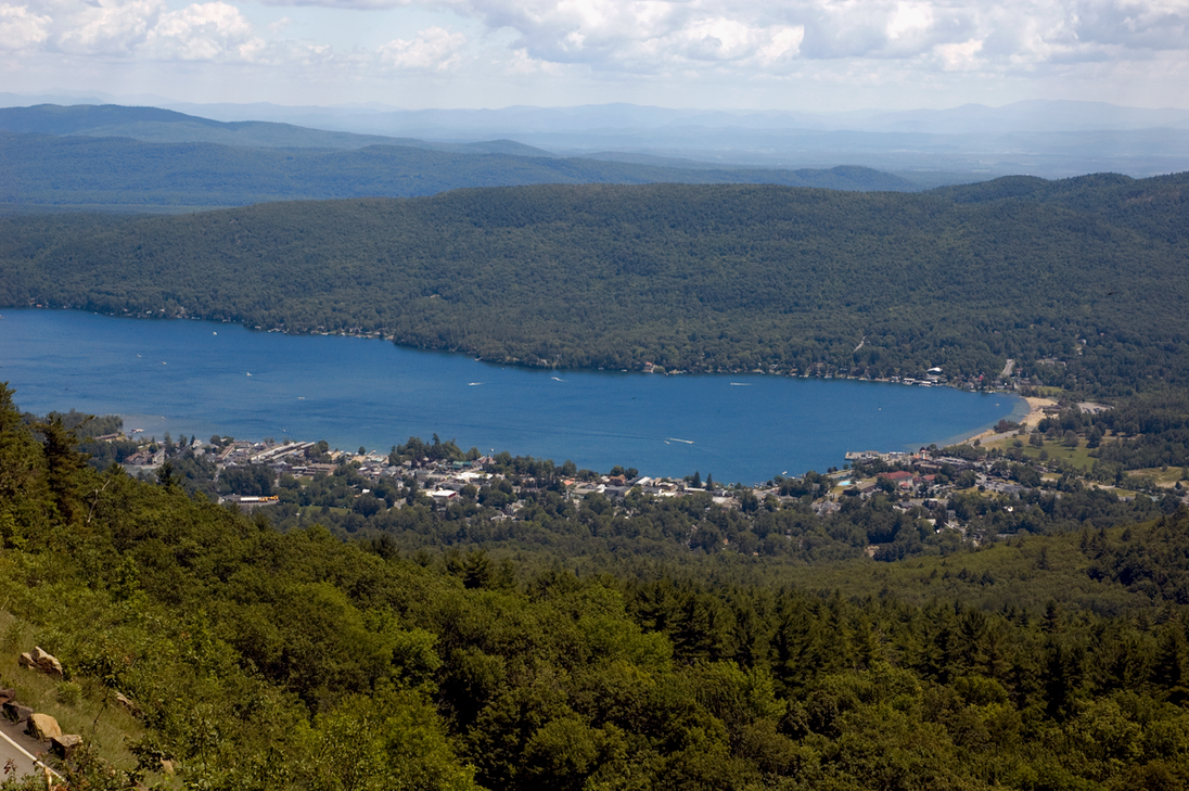 Lake George - Prospect Mountain 4 by jackthetab