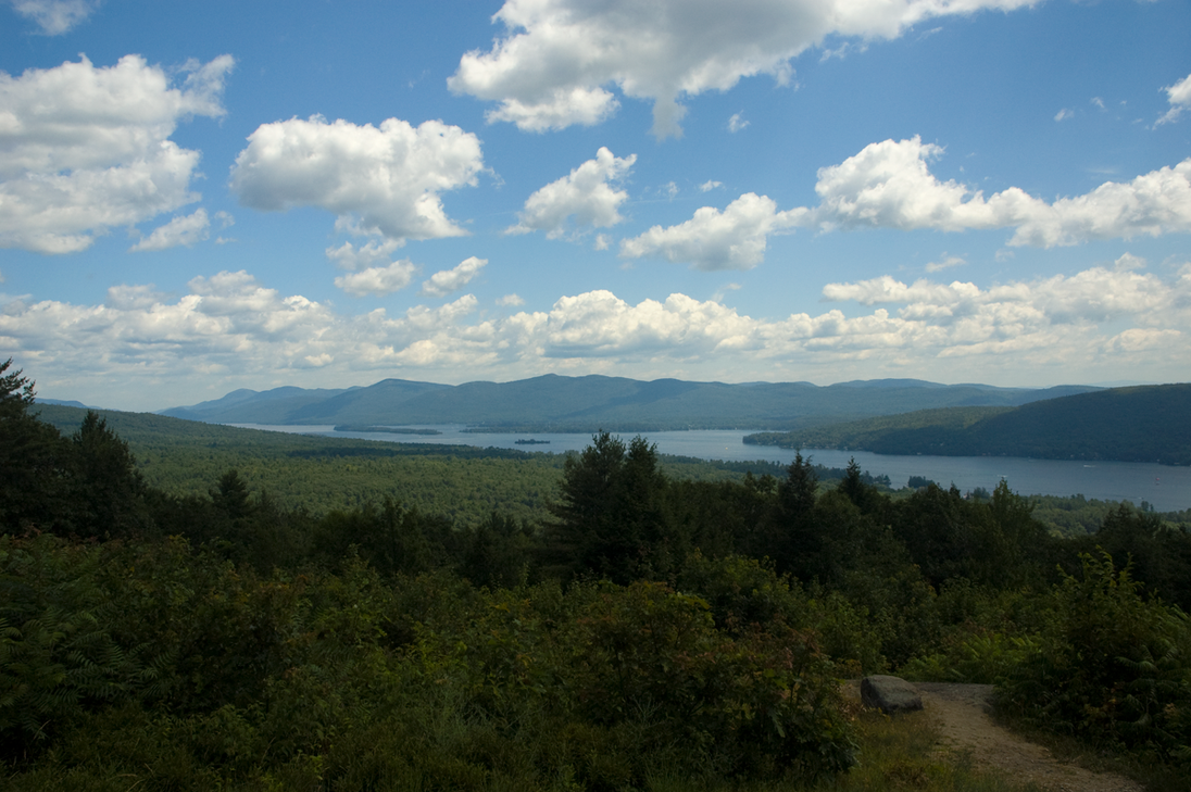 Lake George Prospect Mountain 2 by jackthetab