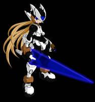 Megaman Zero Model by xerowave