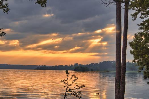 Lake of the Pines Sunrise