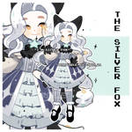 [ADOPTABLE-AUCTION] Silver Fox (closed)