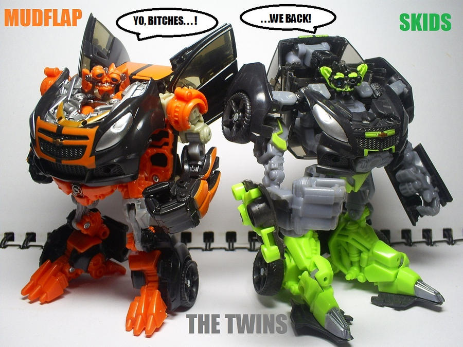 dotm the twins by lugnut1995