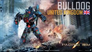 Pacific Rim - Jeager: BullDog