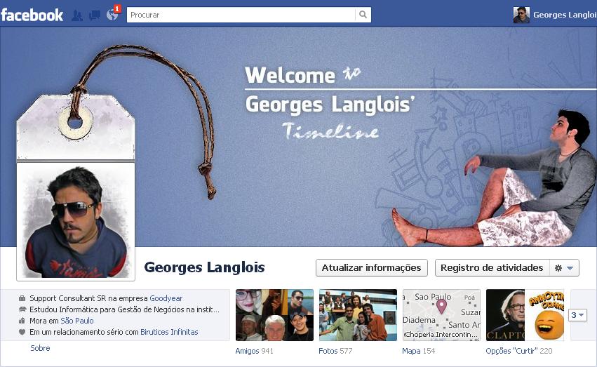 Как сделать красивую обложку в фейсбук